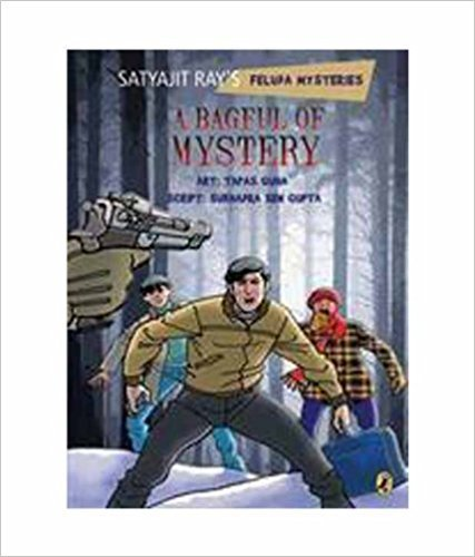 9780143331094: A Bagful of Mystery - Satyajit Ray's Feluda Mysteries