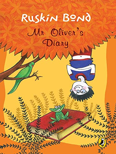 Mr Oliver's Diary: Bond, Ruskin