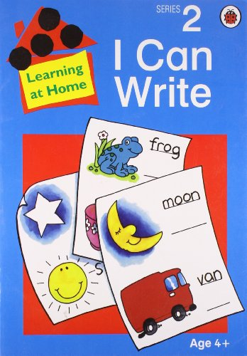 Learning At Home Series 2: I Can: None