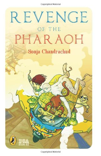 9780143331360: The Revenge of the Pharaoh (English and Hindi Edition)