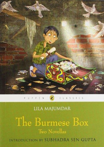 Puffin Classics: The Burmese Box: Two Novellas: Majumdar, Lila; Gupta,