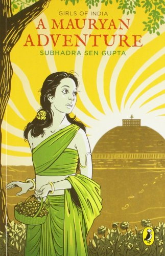 9780143332138: Girls of India: A Mauryan Adventure