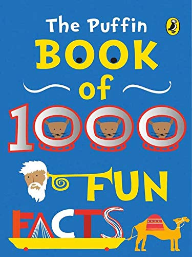 9780143332336: The Puffin Book of 1000 Fun Facts