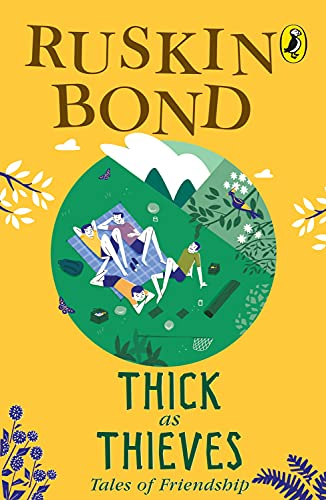 9780143332480: Thick as Thieves: Tales of Friendship