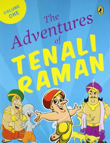 9780143332541: The Adventures of Tenali Raman Vol 1