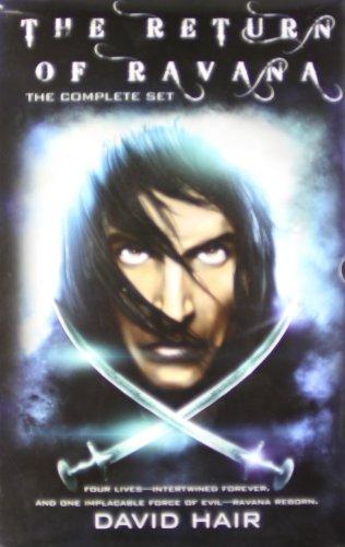 9780143332619: The Return of Ravana (The Complete Set, Books1-4)