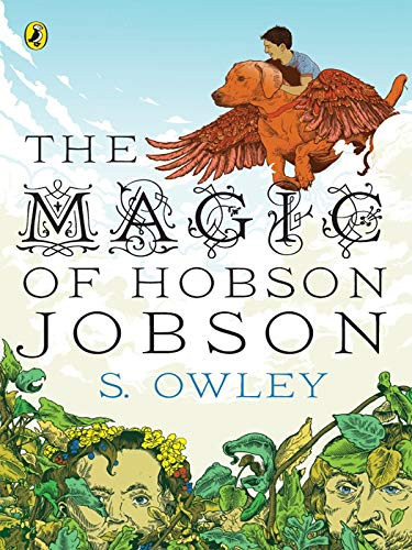 9780143332695: The Magic of Hobson - Jobson