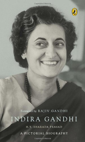 9780143332886: Indira Gandhi: A Pictorial Biography