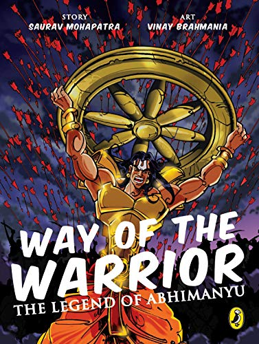 9780143332930: The Way of the Warrior: The Legend of Abhimanyu