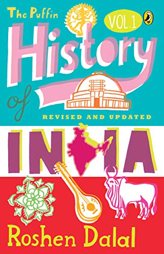 9780143333265: Puffin History Of India Vol 1