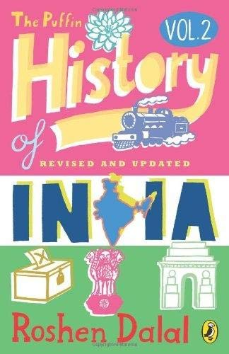 9780143333272: The Puffin History of India Volume 2