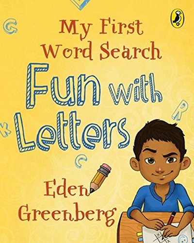 My First Word Search: Fun with Letters: Eden Greenberg