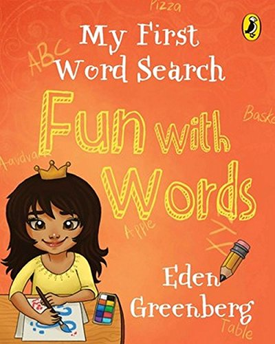 My First Word Search: Fun with Words: Eden Greenberg