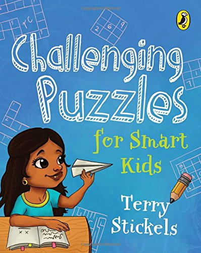 9780143333487: challenging puzzles for smart kids