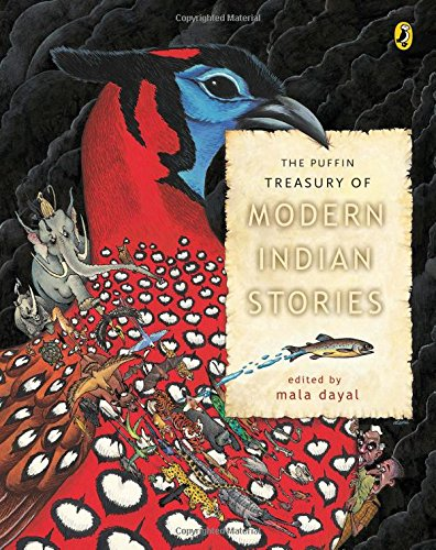9780143333838: The Puffin Treasury of Modern Indian Stories
