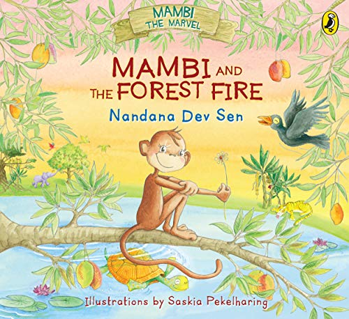 9780143334125: Penguin Books Limited Mambi And The Forest Fire