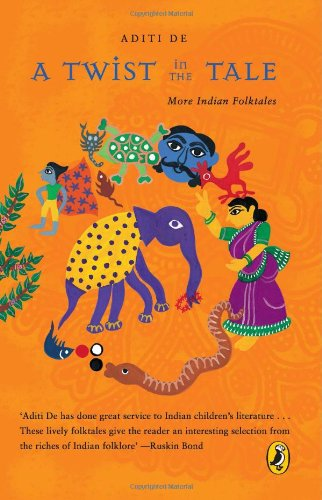 9780143334972: A Twist in the Tale: More Indian Folktales