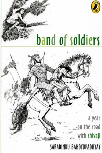 9780143335085: Band of Soldiers: A Year on the Road with Shivaji