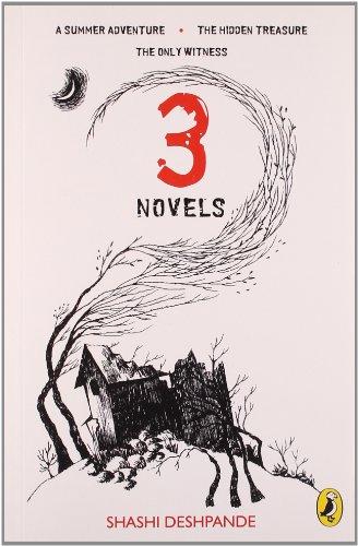 9780143335115: 3 Novels - A Summer Adventure, The Hidden Treasure, The Only Witness