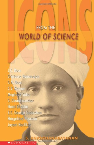 Icons from the World of Science: S. Ananthanarayanan