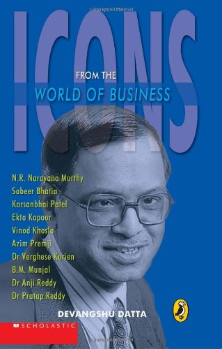 Icons from the World of Business: Devangshu Dutta