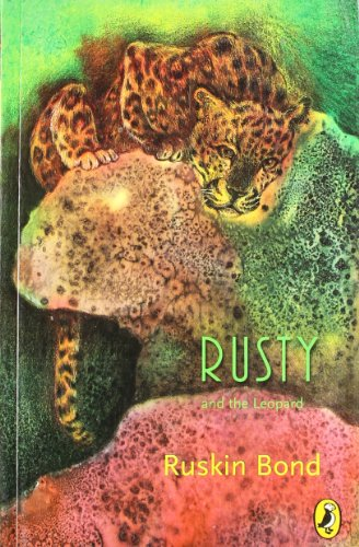 9780143335689: Rusty and the Leopard