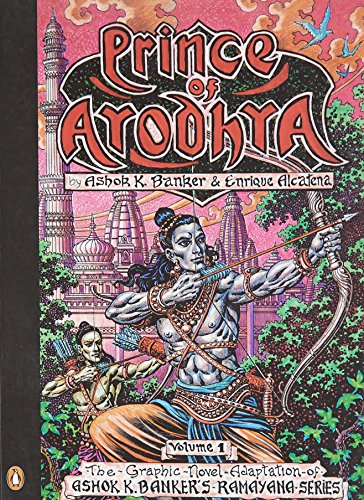 9780143414292: Penguin India Prince Of Ayodhya: Volume-1 The Graphic Novel