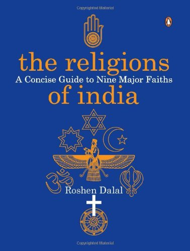 9780143415176: The Religions of India: A Concise Guide to Nine Major Faiths