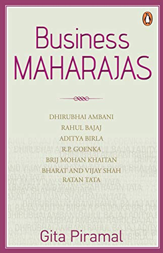 9780143415831: Business Maharajas