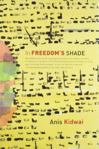 In Freedom\'s Shade: Anis Kidwai. Translated