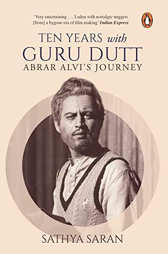 9780143416920: Ten Years With Guru Dutt Pb
