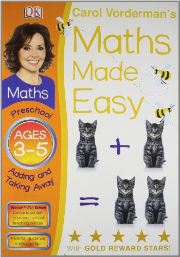 9780143416982: Carol Voderman's Maths Made Easy: Preschool Adding & Taking Away