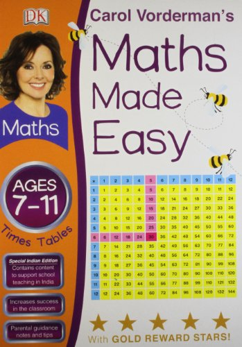 9780143417064: Maths Made Easy: Times Tables: Ages 7-11