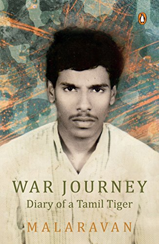 9780143417361: War Journey: Diary of a Tamil Tiger