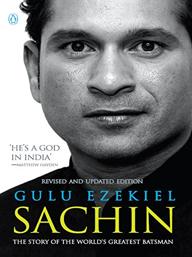 9780143417583: Sachin: The Story of the World's Greatest Batsman