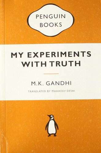 9780143418016: My Experiments With Truth