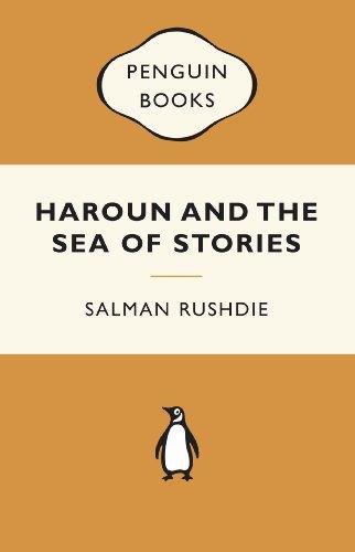 Haroun and the Sea of Stories: Salman Rushdie
