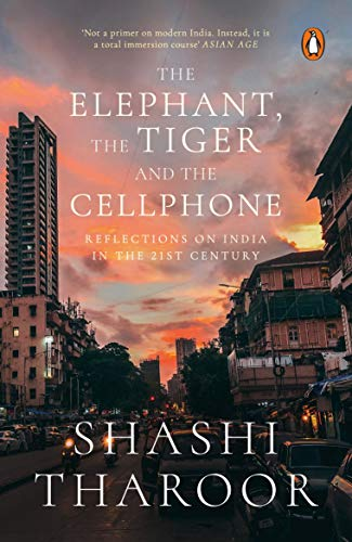 9780143418948: Elephant, The Tiger & The Cellphone, The