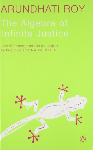 9780143419280: The Algebra of Infinite Justice