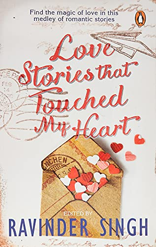9780143419648: Love Stories That Touched My Heart