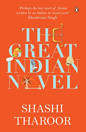 9780143420088: Great Indian Novel