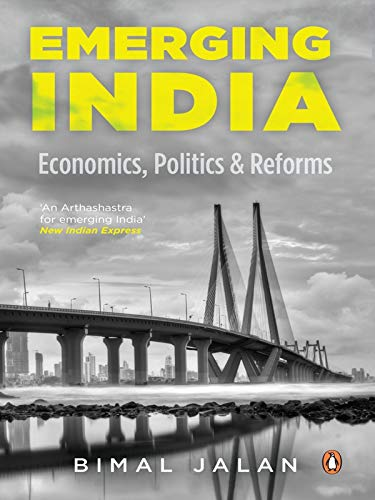 9780143420323: Emerging India - Economics, Politics, and Reforms