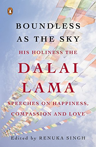 9780143421160: Boundless as the Sky: His Holiness the Dalai Lama on Happiness, Compassion and Love