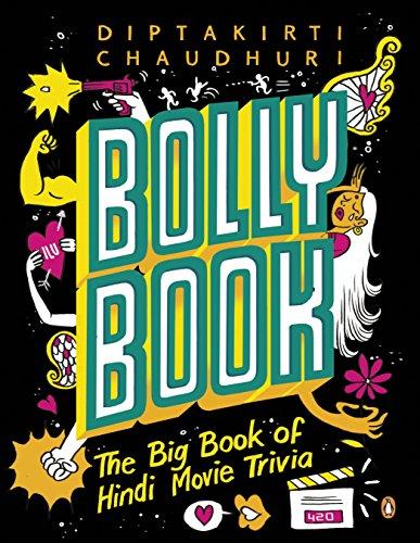 9780143422174: Bollybook: The Big Book of Hindi Movie Trivia
