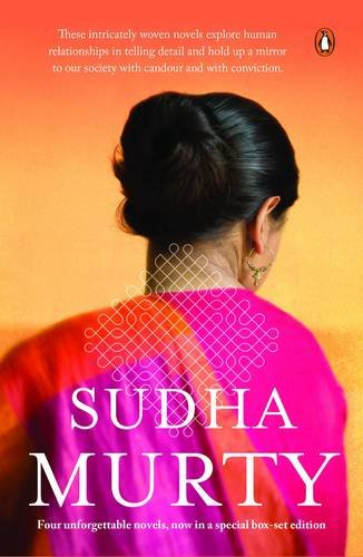 Sudha Murty Fiction Box Set (Hardback): Sudha Murty