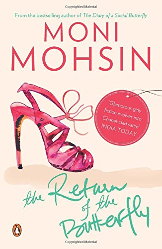The Return of the Butterfly: Moni Mohsin