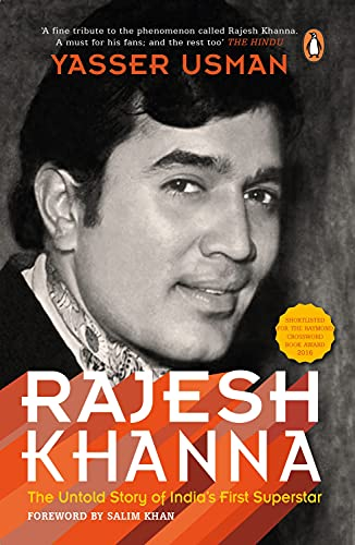 9780143423614: Rajesh Khanna : The Fallen Superstar