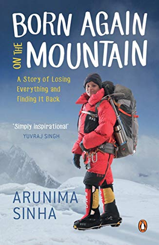 9780143423706: Born Again on the Mountain: A Story of Losing Everything and Finding it Back