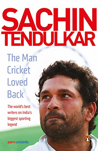9780143424017: Sachin Tendulkar: The Man Cricket Loved Back