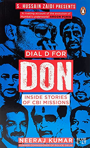 9780143424420: Dial D for Don: Inside Stories of CBI Case Missions Paperback – 19 Nov 2015